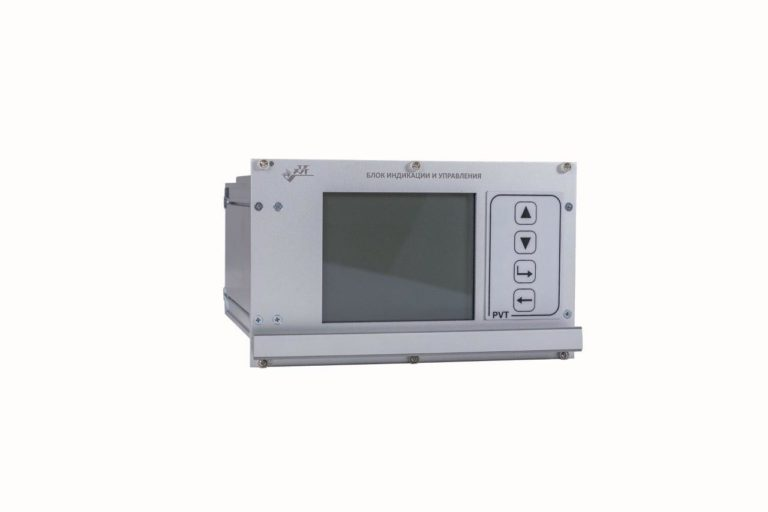 Блок індикації та керування ВСВ-700