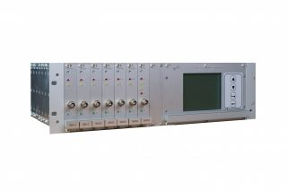 Система контроля вибрации ВСВ-700 для ГПА
